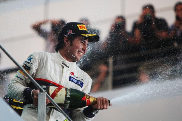 Ferrari: Sergio Perez and the 4 Drivers Most Likely to Replace Felipe Massa
