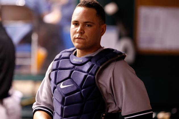 New York Yankees: 5 Starters Most in Danger of Losing Their Spot in 2012