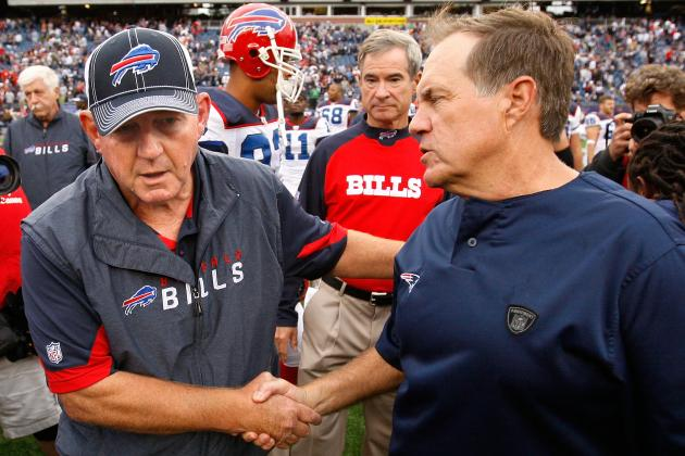 NFL Head Coaches: Ranking the AFC East