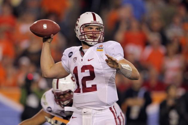 2012 NFL Mega Mock Draft, 7 Rounds: Projecting Every Pick for Every Team