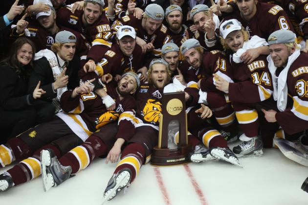 Frozen Four 2012: Championship Odds for Each Team