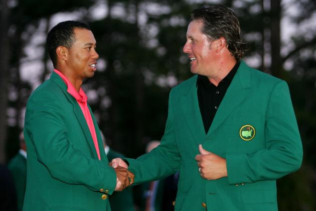 Masters Favorites 2012: Green Jacket Odds for Top 10 Contenders