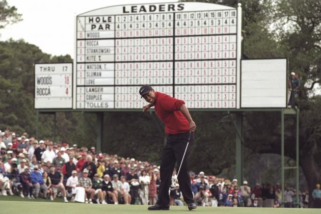 Masters 2012: Top 10 Performances Ever at Augusta
