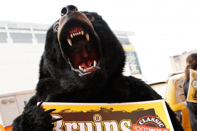 The Boston Bruins Bear and Each NHL Team's Funniest Local Commercial