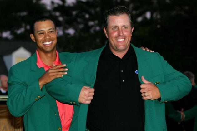 Masters Odds 2012: Latest Predictions for Top 50 Players