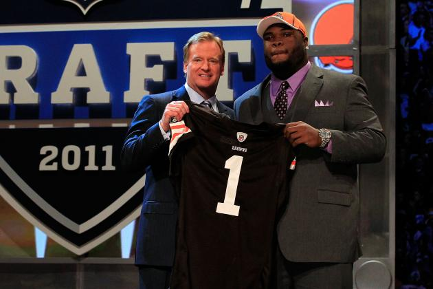 2012 NFL Draft: Cleveland Browns Dreamer's Mock Draft