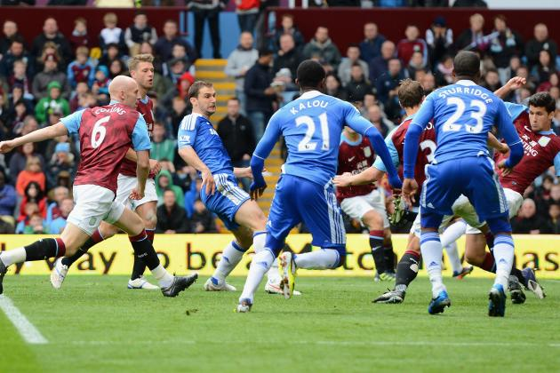 Chelsea FC 4-2 Aston Villa: 5 Things Learned from the Win at Villa