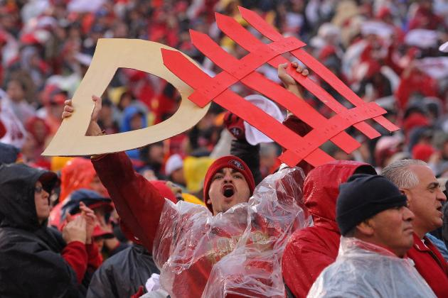 San Francisco 49ers: 5 Reasons the Defense Could Improve in 2012