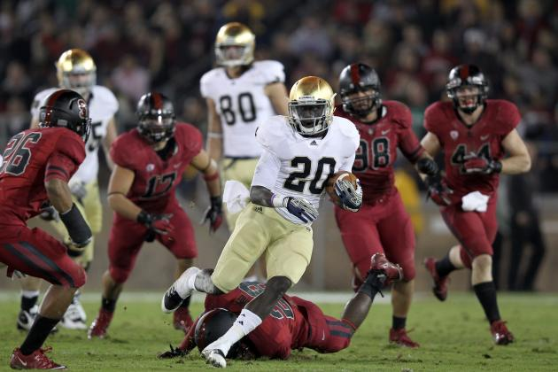 Notre Dame Football: Things You Want to Know About the 2012 Fighting Irish