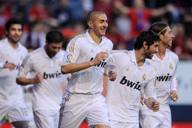 Real Madrid vs. Osasuna: 5 Things We Learned from Road Win