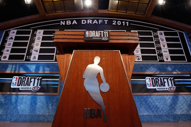 2012 NBA Lottery Mock Draft: June