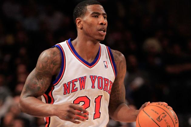 4 Players That Must Step Up for Knicks to Make the 2012 Playoffs