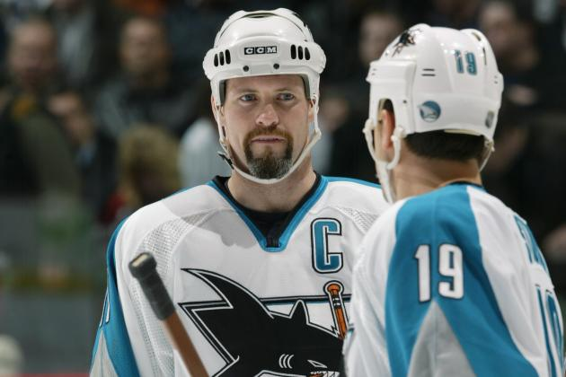 San Jose Sharks: Top 10 Goals in Sharks History