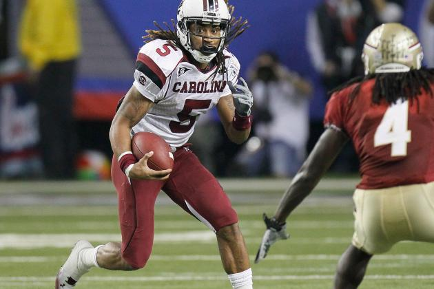Buffalo Bills Draft: Stephon Gilmore, Jonathan Martin Among Possible Targets