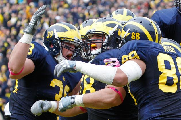 Michigan Football: Updating the 5 Best Spring Football Battles