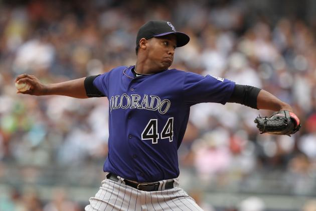 Colorado Rockies: Expectations for 2012 Starting Rotation