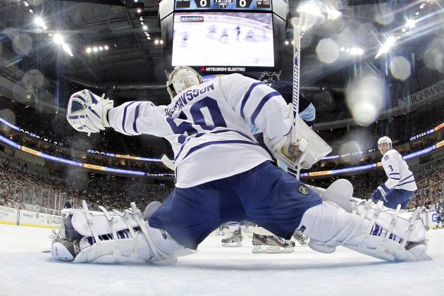 NHL Video: Hockey's Top 10 Goalie Saves of March