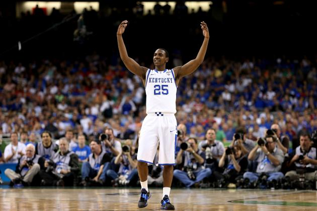 Kansas vs. Kentucky: 2012 NCAA Basketball Championship Prediction