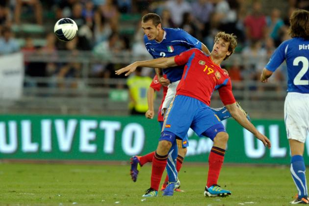 Euro 2012: Ranking the 10 Biggest Group Stage Matches