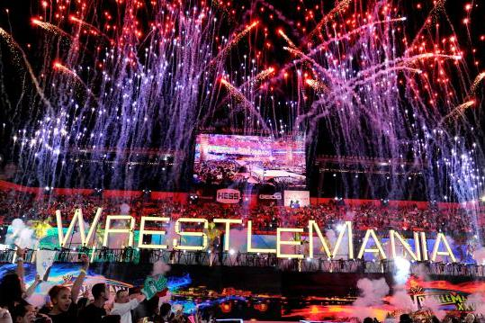 WWE WrestleMania 28 Results: Mike Tyson and the 28 Most Awesome Moments of Mania