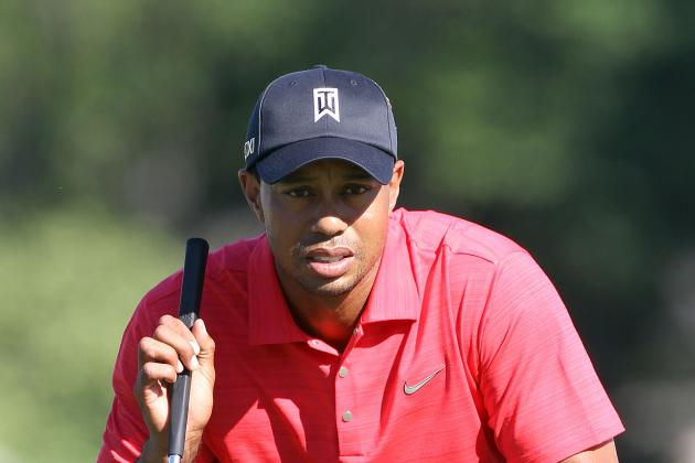 Tiger Woods: A Timeline of Tiger's Struggles from Augusta 2011 to Now