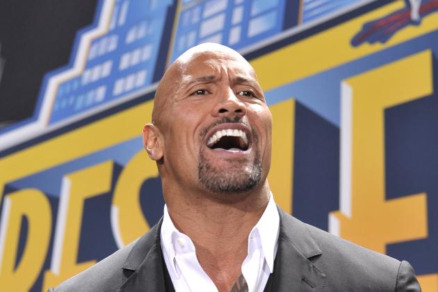 WrestleMania 28: 28 Reasons the Rock Is the Best Wrestler Ever
