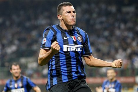 Inter Milan 2012: 4 Reasons Lucio Is Washed Up