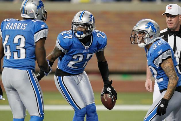 7 Most Exciting Detroit Lions Position Battles to Keep an Eye on This Summer