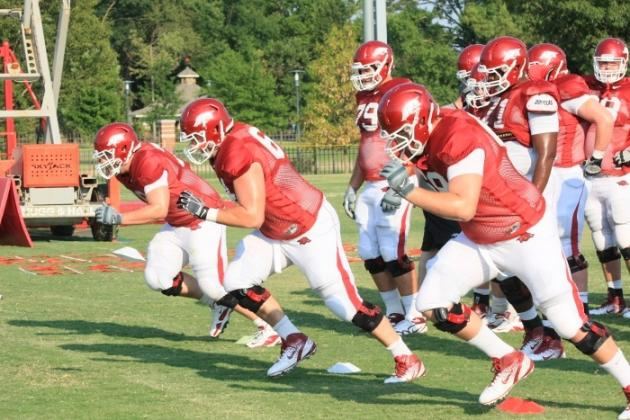 Arkansas Football: Updating the 5 Best Spring Football Battles