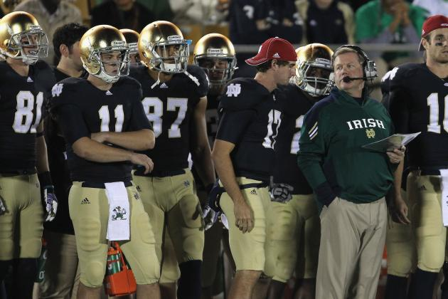 Notre Dame Football: Updating the 5 Best Spring Football Battles