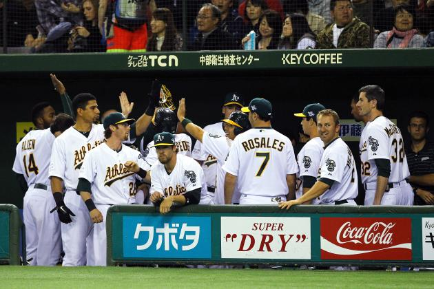 10 Lessons for Oakland Fans to Take from Mariners-A's Series in Japan