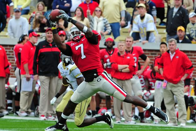 NFL Draft 2012: Ranking the Draft's 10 Most Freakishly Athletic Players