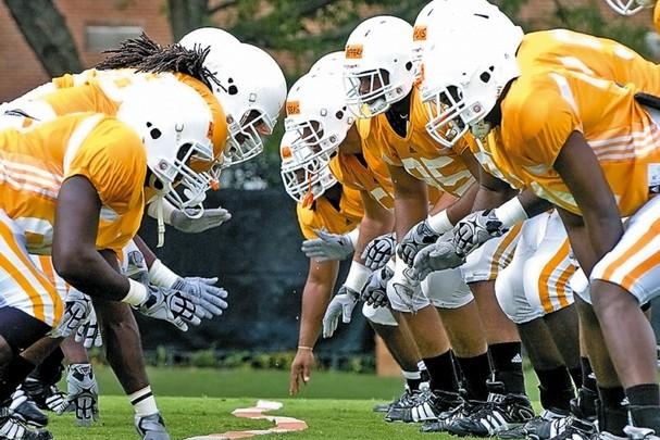 Tennessee Volunteers Football: Updating the 5 Best Spring Football Battles