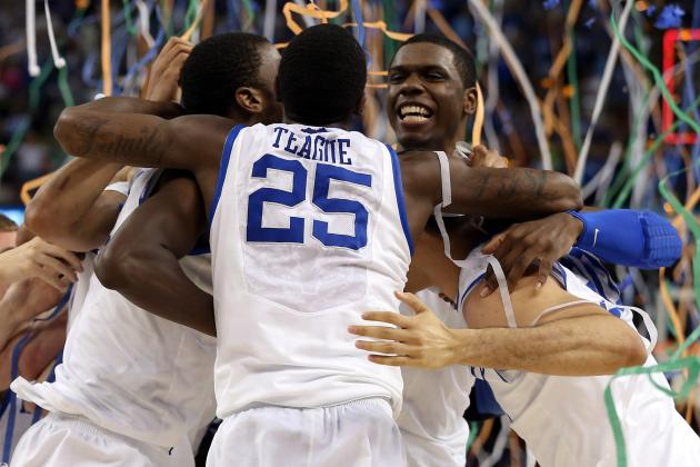 25 Greatest Moments of March Madness 2012