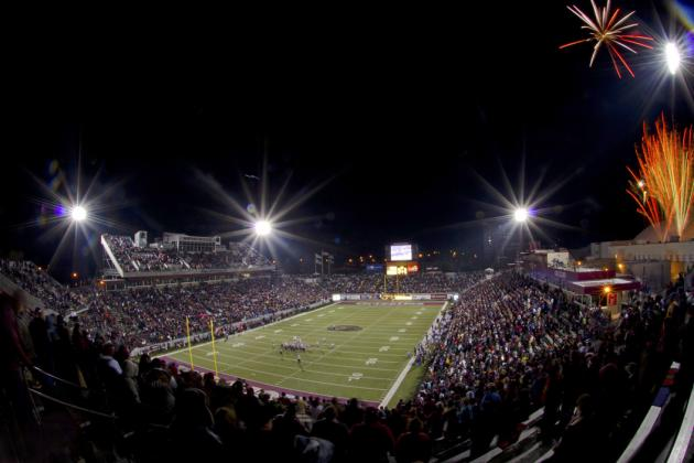 The 5 Coolest College Sports Stadiums You've Never Heard of