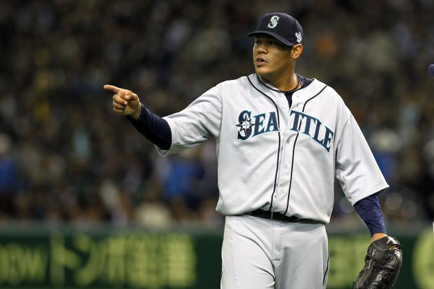 7 Reasons You Can't Sleep on Seattle Mariners in the AL West