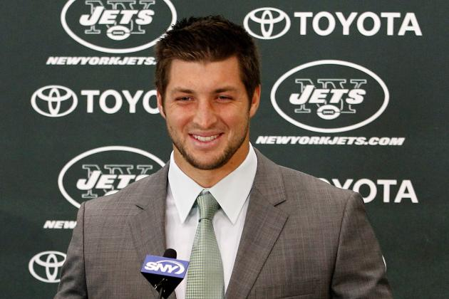 New York Jets: Tim Tebow and 5 Players Who Will Emerge as Starters This Season