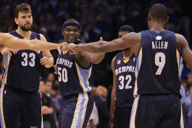 NBA Playoff Predictions: Predicting the Memphis Grizzlies' Playoff Rotation