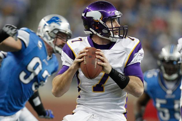 5 Players That Christian Ponder Would Most Love the Minnesota Vikings to Draft
