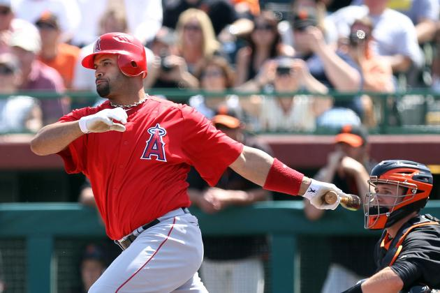 MLB 2012: 5 Reasons Albert Pujols Will Be Better with Angels