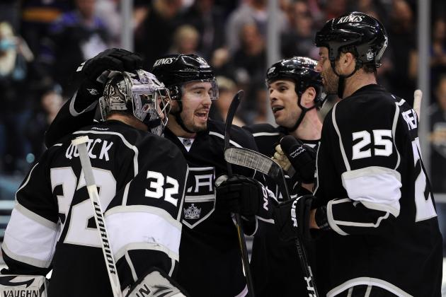 Los Angeles Kings Playoff Outlook: Power Ranking Possible NHL Opponents