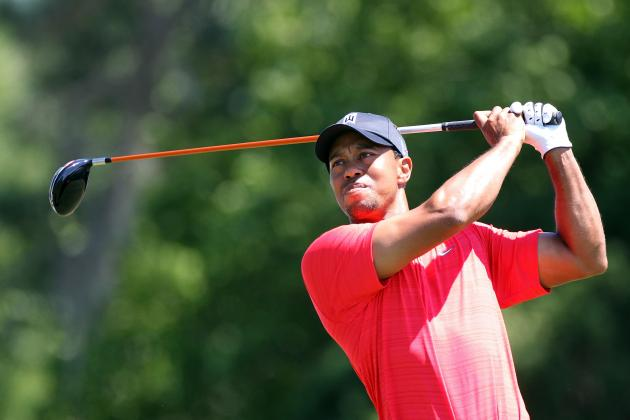 Masters 2012: Odds for This Year's Top Golfers