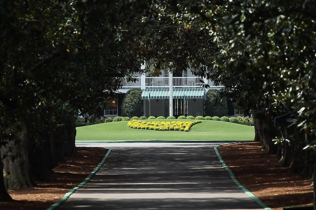 Masters Odds 2012: Handicapping the Field at Augusta