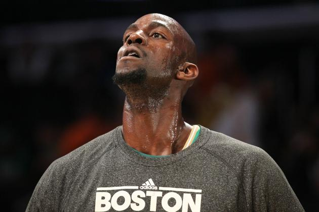 NBA Rumors: 5 Reasons Kevin Garnett Won't Keep Deron Williams with Nets