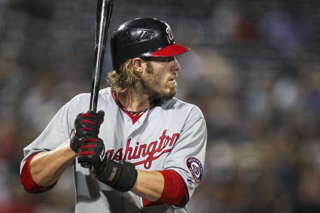 Jayson Werth and 20 of the Longest Home Runs Ever