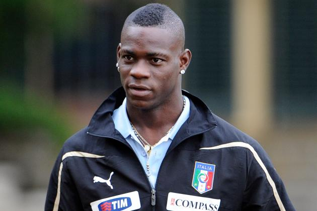 Mario Balotelli and 10 Crazy Football Press Conferences