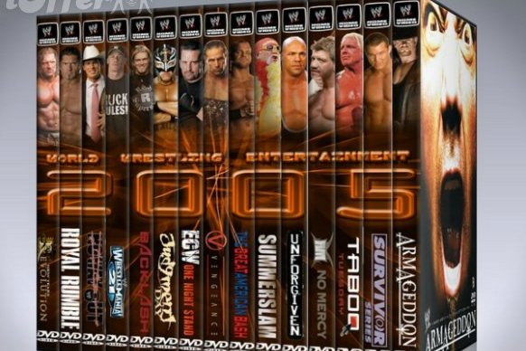 My WWE Breaking News: 2012 Fantasy Pay-Per-View Schedule Released!
