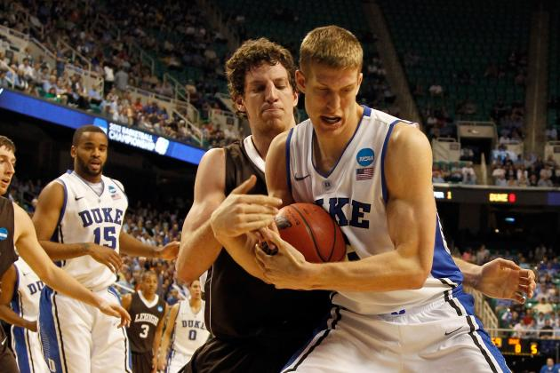 College Basketball Predictions: Picking a Preseason Top 25 for 2012-13