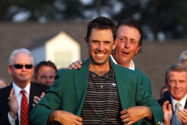 Masters Odds 2012: Rory McIlroy and Foreign Players with the Best Shot to Win