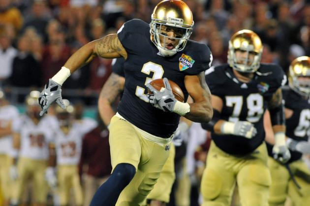 2012 NFL Draft: Michael Floyd and 9 Players Rising Up Draft Boards